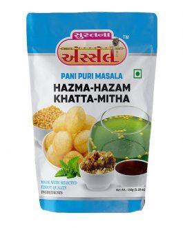 Hajama Hajam Paanipuri Masala