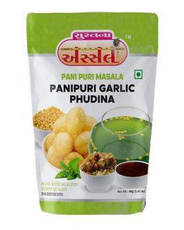 Garlic Pudina