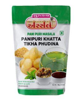 Khatta Tikha Pudina Paanipuri Masala