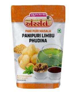 Lime Pudina Paanipuri Masala