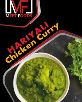 Hariyali Chicken Curry